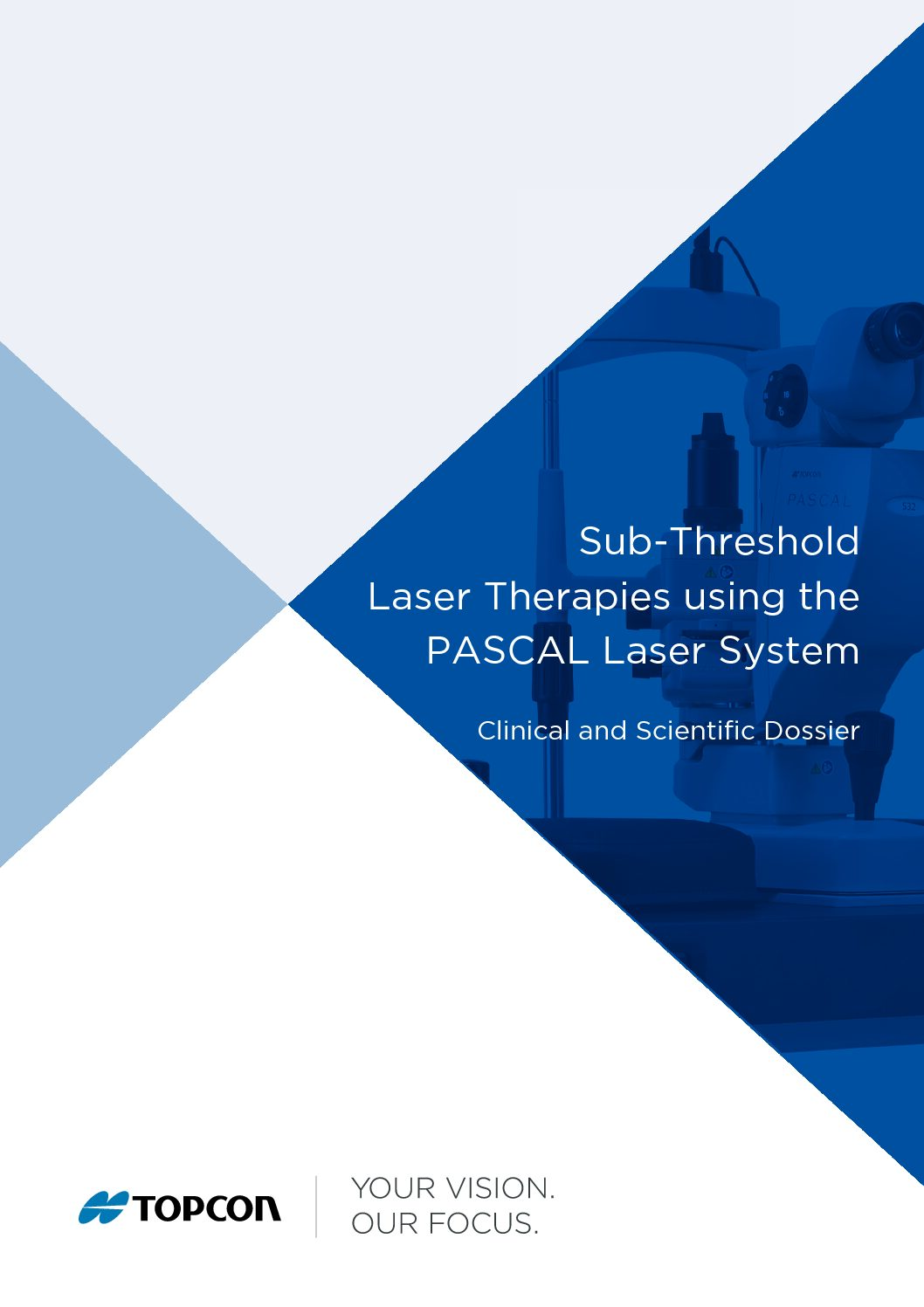 Sub-Threshold Laser Therapies using the PASCAL Laser System